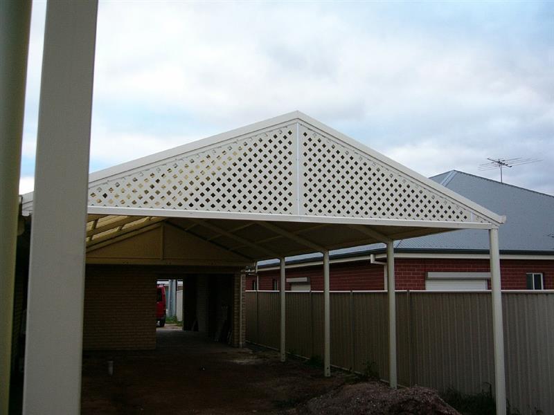 STRATCO Outback veranda