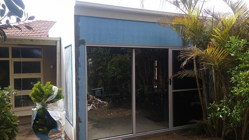 Home Extension in Semaphore Park