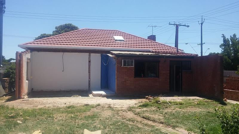 Home Extension in Plympton Park