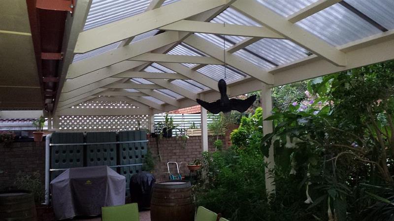 Veranda in Tea Tree Gully